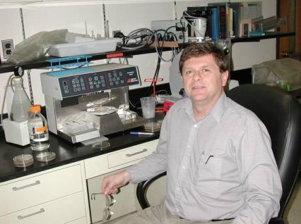 Picture of Dr. Wojciech Janisiewicz
