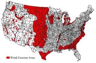 http://www.ars.usda.gov/images/docs/18371_18566/Wind%20Erosion%20Map%20of%20US%20for%20The%20Problem%20of%20Wind%20Erosion%20webpage%20SZ%20315.jpg