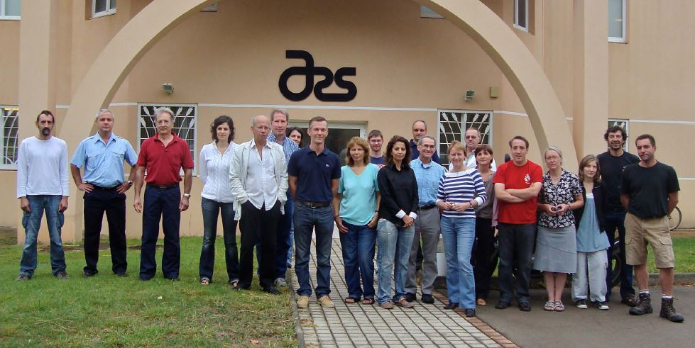 ARS European Biological Control Lab Staff