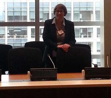 Jennifer Woodward-Greene at the World Bank