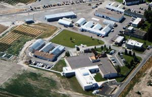 USDA-ARS, University of Idaho R & E Center, NRCS in Aberdeen, Idaho