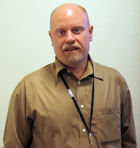 Dr. Robert Holman, ISU