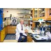 Thumbnail of scientist working in laboratory