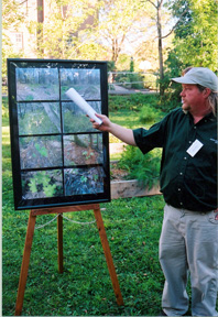 Dean Myles discusses rescue of Appalachian medicinal plants