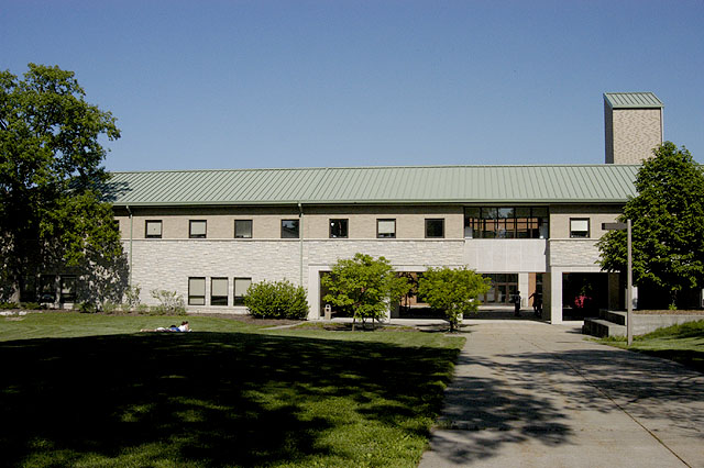 Agricultural Engineering Building
