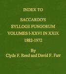Book: Index to Saccardo's Sylloge Fungorum
