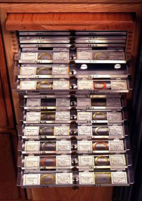 Nematode Collection Slide Case