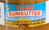 Sunbutter label.