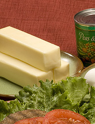 BARC researchers solve a major food problem: the short shelf life of butter: Click here for full photo caption.