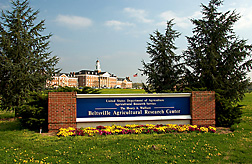 The Beltsville Agricultural Research Center is the largest, most diversified agricultural research complex in the world: Click here for full photo caption.
