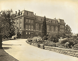 The stately building that once housed the U.S. Department of Agriculture in Washington, D.C., circa 1890: Click here for full photo caption.