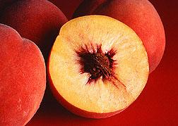 Autumn Red peach