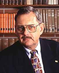 Eric H. Erickson, ARS entomologist