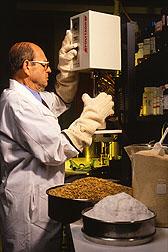 Chemist George Inglett