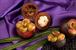 Mangosteen: Click here for photo caption.