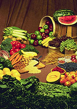 Fruits and Vegetables: ARS Photo Gallery Number K3839-3
