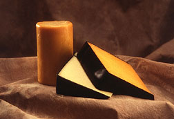 Photo: Cheeses. Link to photo information