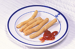 Rice fries: Click here for full photo caption.