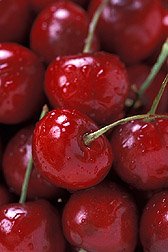 Photo: Fresh Bing cherries. Link to photo information