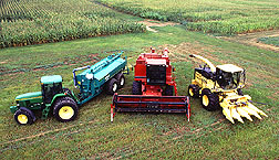 High-tech add-ons to farm machines.