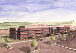 Drawing: New Ft. Collins facility