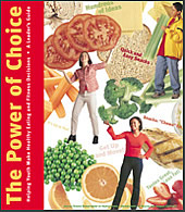 Cover of 'Power of Choice.' Link to website.