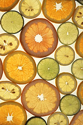 Citrus slices. Link to photo information