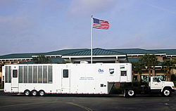 The mobile containment greenhouse/laboratory