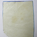 Prototipo de membrana.
