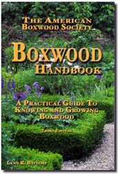 Photo image of Boxwood Handbook