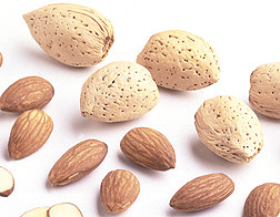 Photo: Almonds.