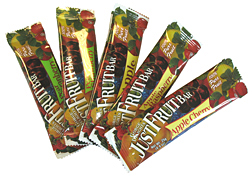 Photo of fruit bars.