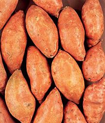 Photo: Sweet potatoes