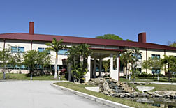 Photo: The new ARS Subtropical Horticulture Research Station building in Coral Gables, Fla.