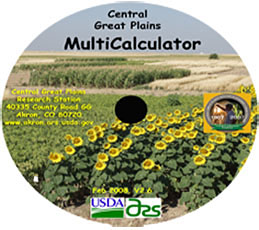 Photo: Multicalculator CD.