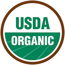 Photo: USDA organic logo